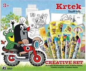 Krtek 2 - Kreativní set