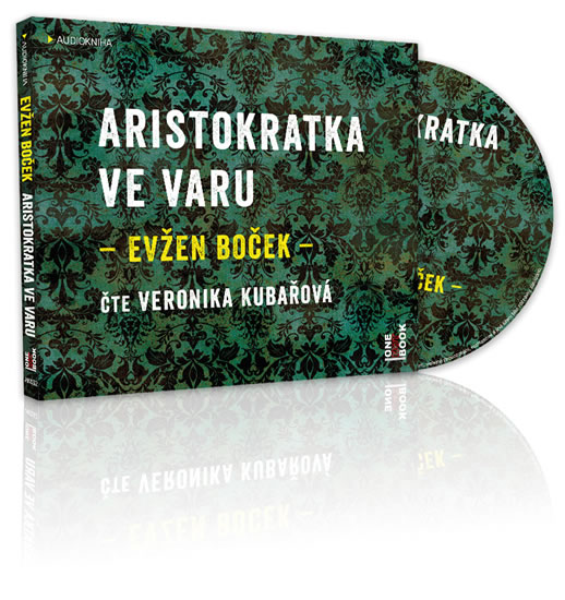 Aristokratka ve varu - CDmp3 (Čte Veronika Kubařová) - Boček Evžen