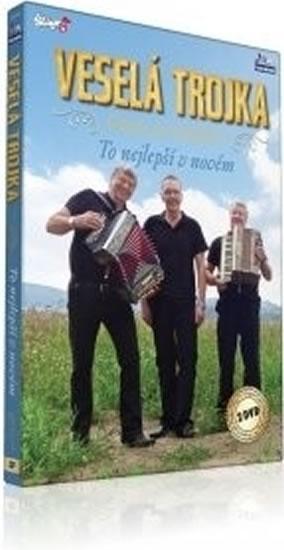 Veselá Trojka - To nejlepší v novém - 2 DVD - neuveden
