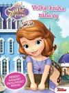 Sofie První - Velká kniha zábavy - příběhy, hádanky, omalovánky, pexeso