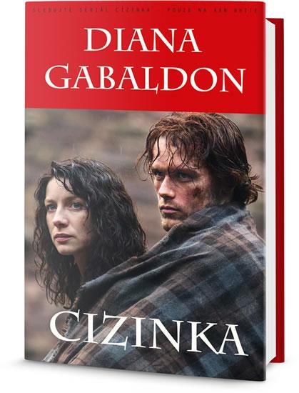 Cizinka - Gabaldon Diana - 14x21 cm, Sleva 15%
