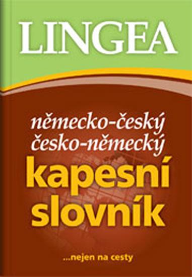 Německo-český, česko-německý kapesní slovník...nejen na cesty - neuveden - 9x12 cm