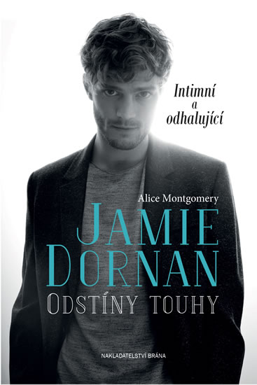 Jamie Dornan - Odstíny touhy - Montgomery Alice