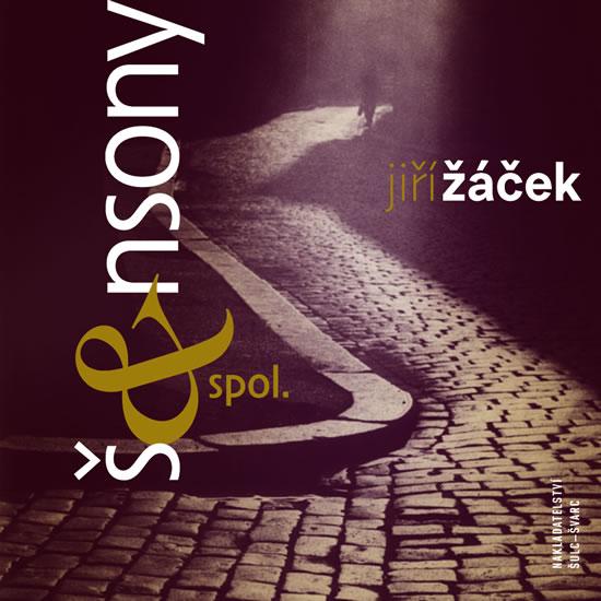 Šansony & spol. + CD šansony Renaty Drössler - Žáček Jiří