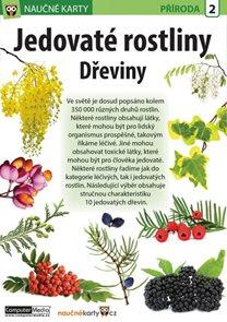 Jedovaté rostliny Dřeviny - Naučná karta