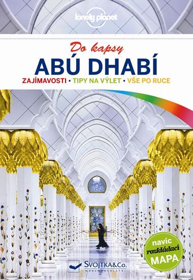 Abú Dhabí do kapsy - Lonely Planet - neuveden