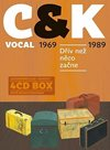 CD C & K Vocal: Dřív než něco začne