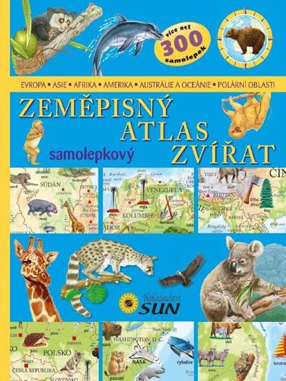 Zeměpisný atlas zvířat - neuveden