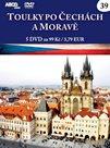 Toulky po Čechách a Moravě - 5 DVD