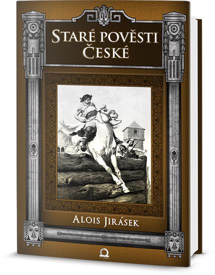 Staré pověsti české - Jirásek Alois - 14x21 cm