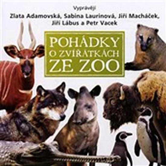 Pohádky o zvířátkách ze ZOO / Košlero - CD - neuveden