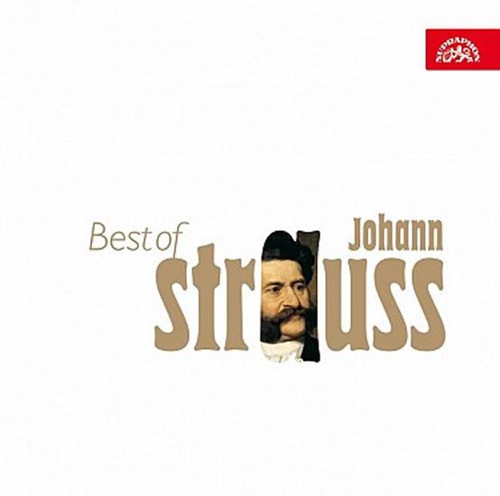 Strauss : Best of Johann Strauss - CD - neuveden