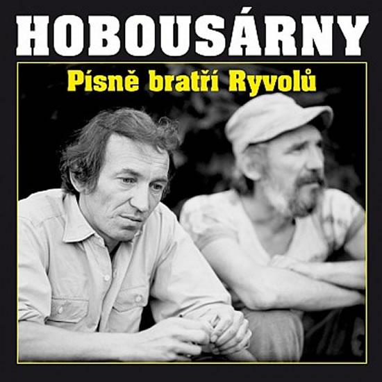 Hobousárny, Wabi Ryvolovi & Miki - 2 CD - neuveden
