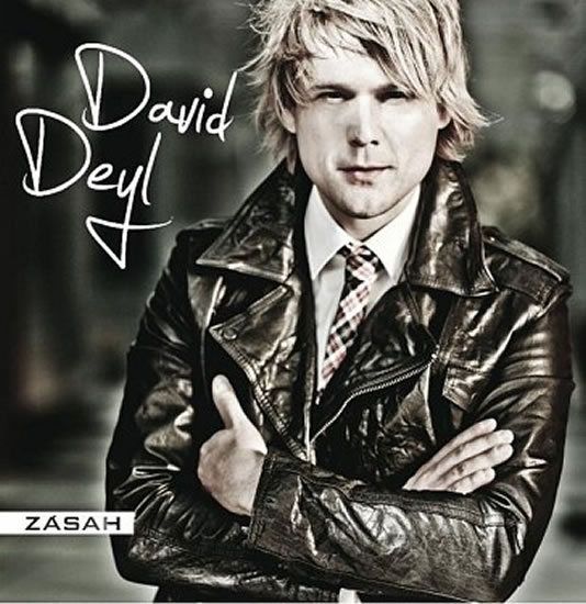 Zásah - CD - Deyl David