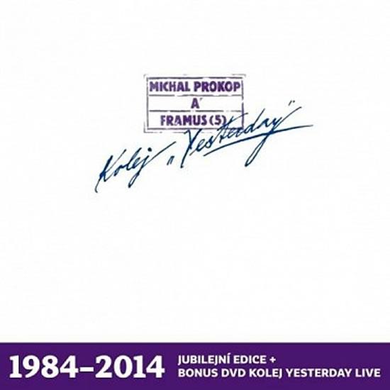 Kolej Yesterday - 2 CD - Prokop Michal