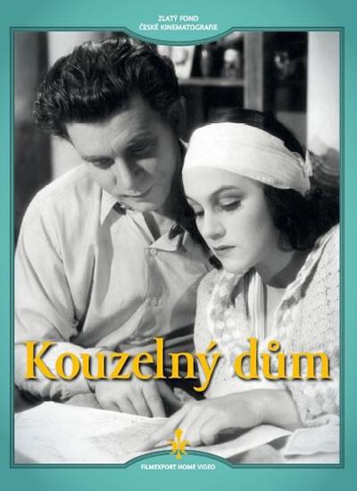 Kouzelný dům - DVD (digipack) - neuveden
