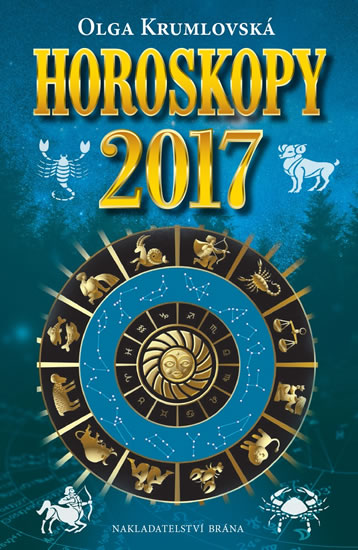Horoskopy 2017 - Krumlovská Olga