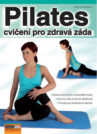 Pilates - cvičení pro zdravá záda - Palasová Alena