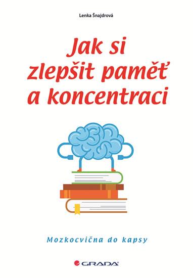 Jak si zlepšit paměť a koncentraci - Mozkocvična do kapsy - Šnajdrová Lenka