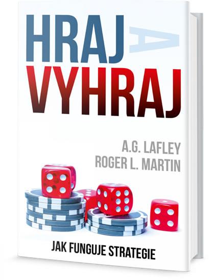 Hraj a vyhraj - Jak funguje strategie - Lafley A. G., Martin Roger L.,