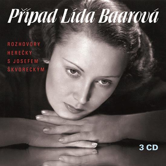 CD Případ Lída Baarová - Baarová Lída, Škvorecký Josef,