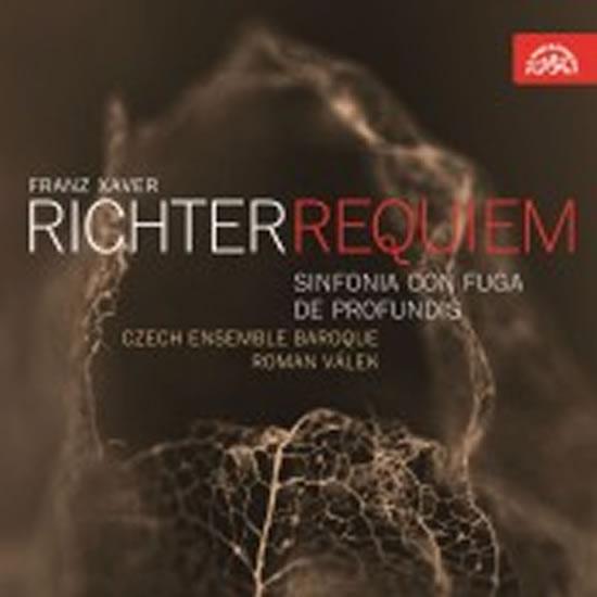 Requiem - Richter František Xaver - CD - Richter František Xaver