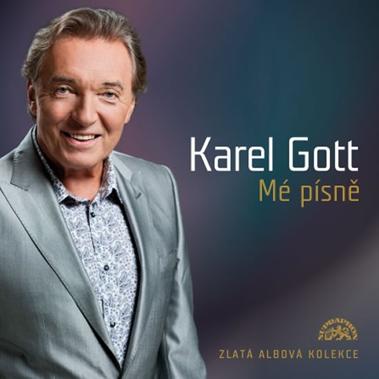 Mé písně. Zlatá albová kolekce - 36CD - Gott Karel, Doprava zdarma