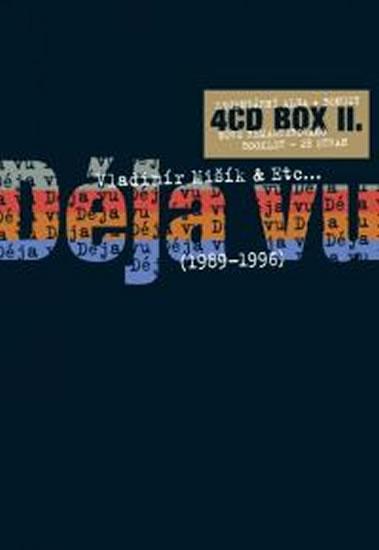 Déja vu (1989-1996) - BOX II - 4CD - Mišík Vladimír