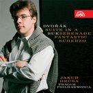 Suita A dur, op. 98b (B. 190) - Serenáda pro smyčc.orch. Es dur, Fantastické scherzo - CD