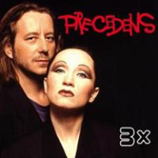 Precedens 3x - CD - Basiková Bára