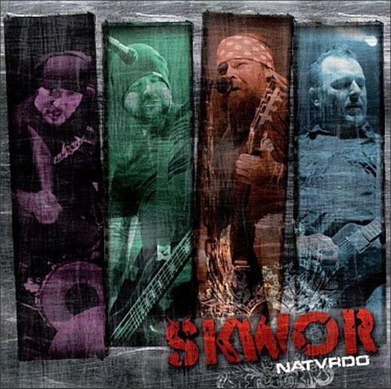 Natvrdo - CD+DVD - Škwor