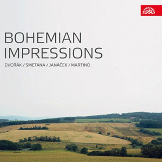 Bohemian Impressions. Hudba inspirovaná českou krajinou - CD - Různí interpreti