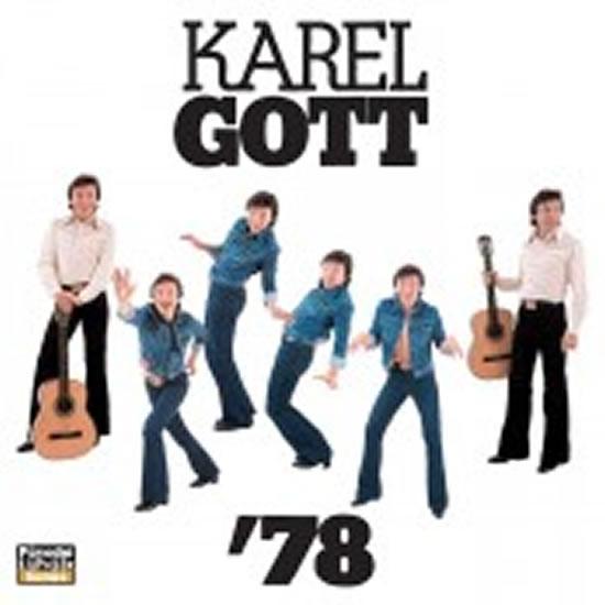 Komplet 20 / ´78 (+bonusy) - CD - Gott Karel