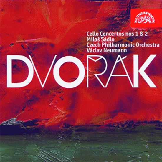 Violoncellové koncerty - CD - Dvořák Antonín