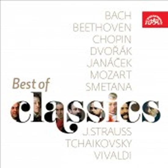 Best of Classics Box - 10CD - Různí interpreti