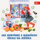 CD Jak Hurvínek s Máničkou čekali na Ježíška