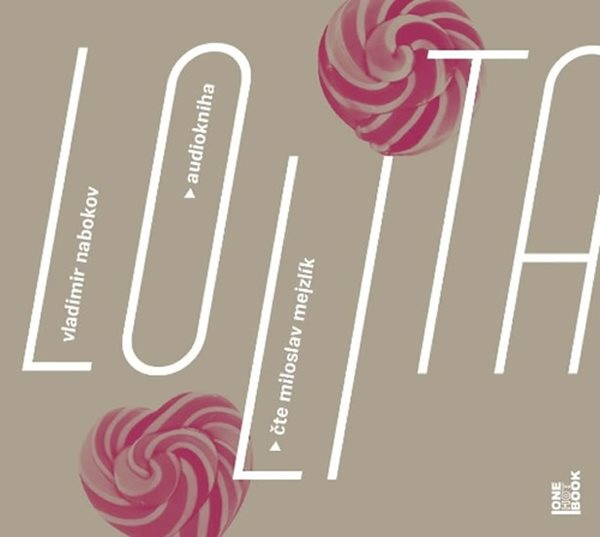 Lolita - CDmp3 (Čte Miloslav Mejzlík) - Nabokov Vladimir