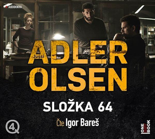 CD Složka 64 - Adler-Olsen Jussi