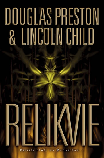 Relikvie - Preston Douglas, Child Lincoln,