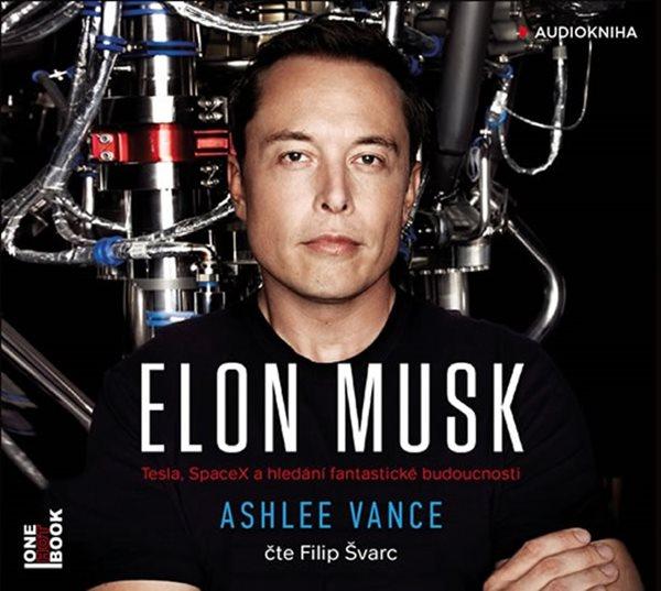 CD Elon Musk - Vance Ashlee