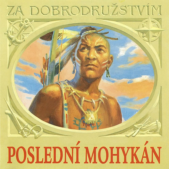 CD Poslední mohykán - Různí interpreti