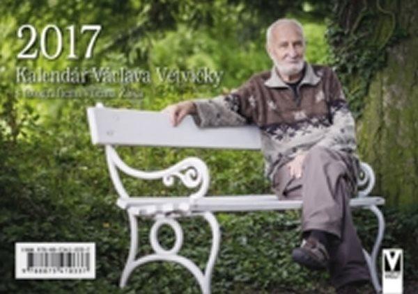 Kalendář Václava Větvičky 2017 - Větvička Václav
