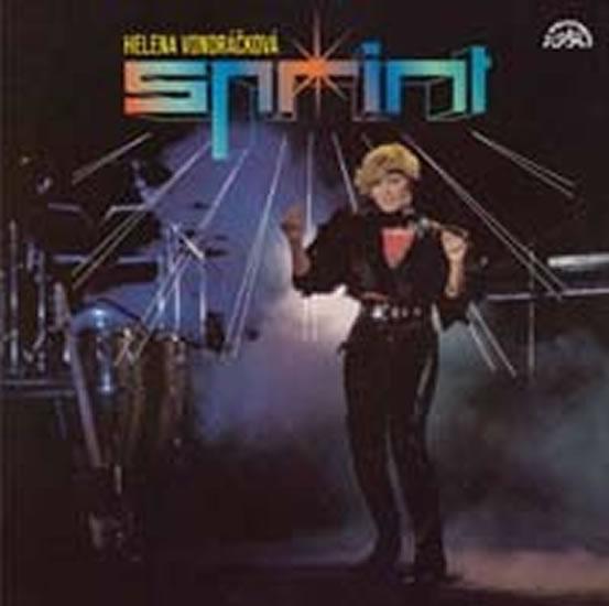 Kolekce 13 - Sprint - CD - Vondráčková Helena