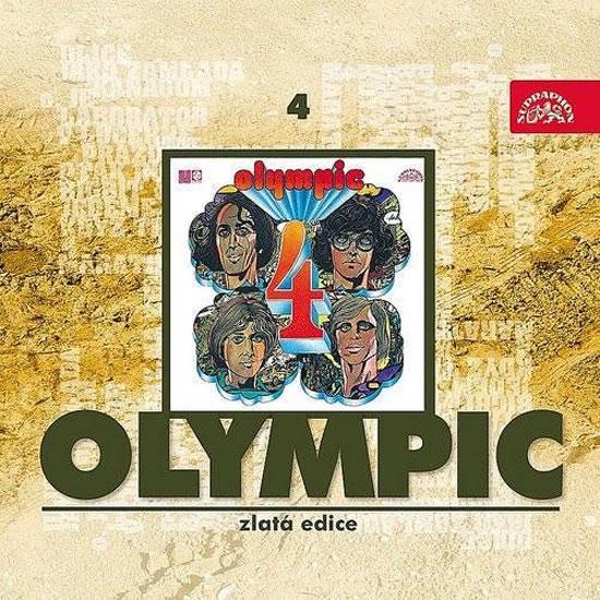Zlatá edice 4 - Olympic - CD - Olympic