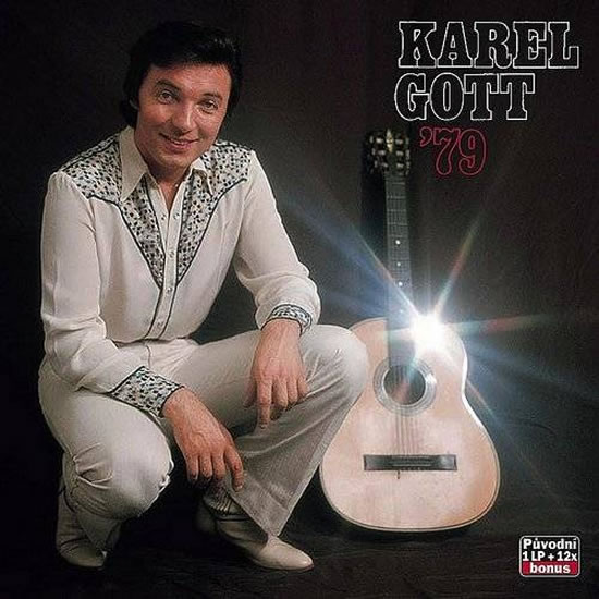 Komplet 22 / Karel Gott ´79 - CD - Gott Karel