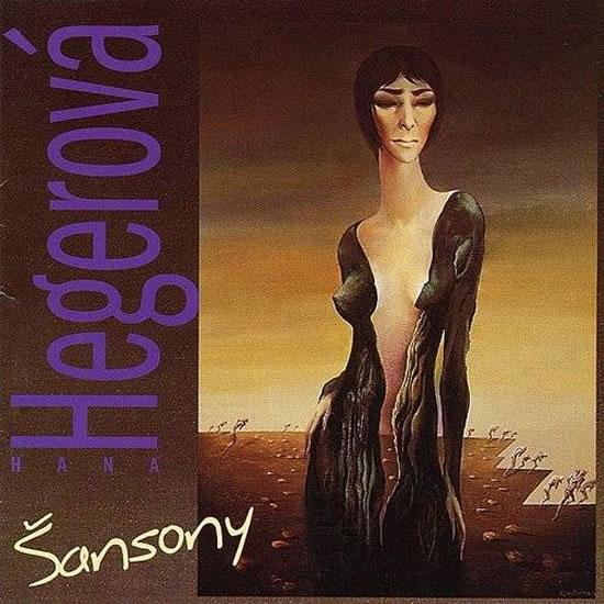 Šansony - CD - Hegerová Hana