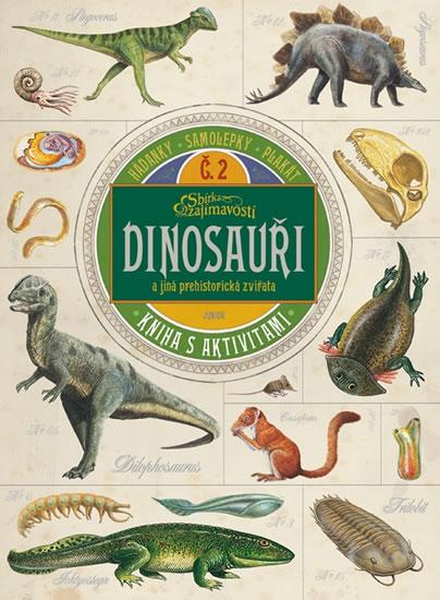 Dinosauři a jiná prehistorická zvířata - neuveden