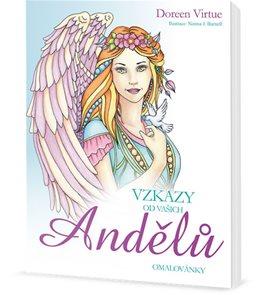 Vzkazy od Vašich andělů - omalovánky