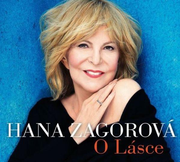 CD Hana Zagorová: O lásce - Zagorová Hana