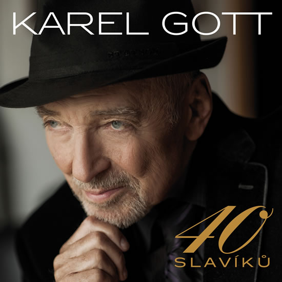 40 slavíků - 2 CD - Gott Karel